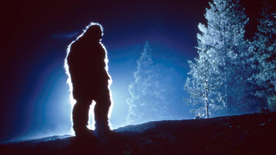 Die Legende des Bigfoot