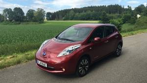 Nissan Leaf Jahrgang 2016