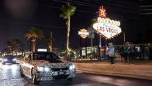 BMW 3er Hitzereprobung Las Vegas