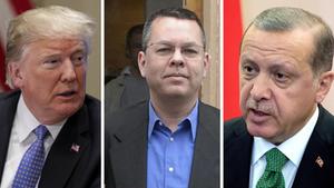 trump brunson erdogan