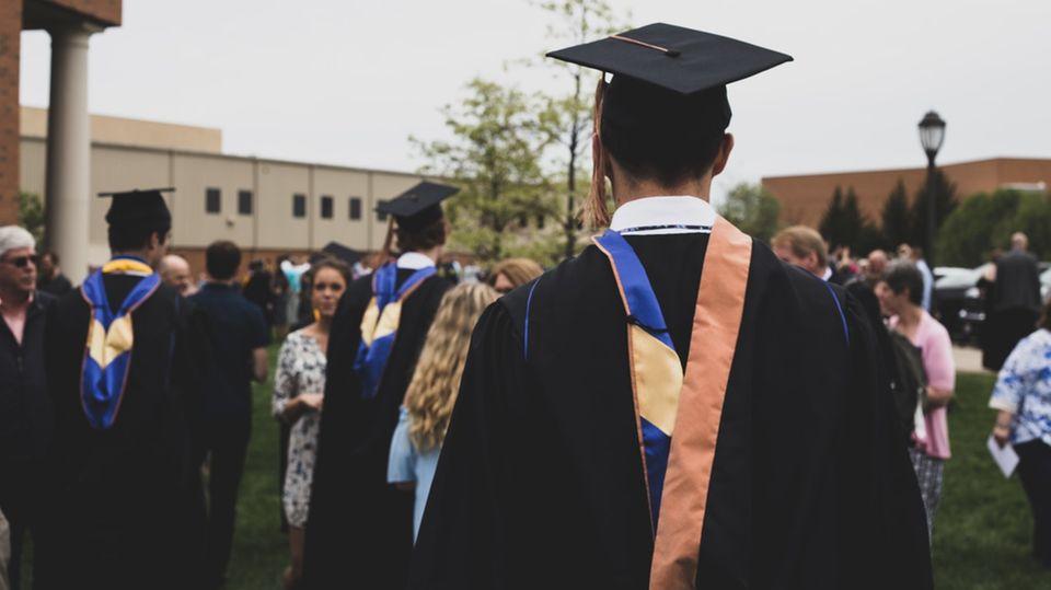 Graduation Florida USA