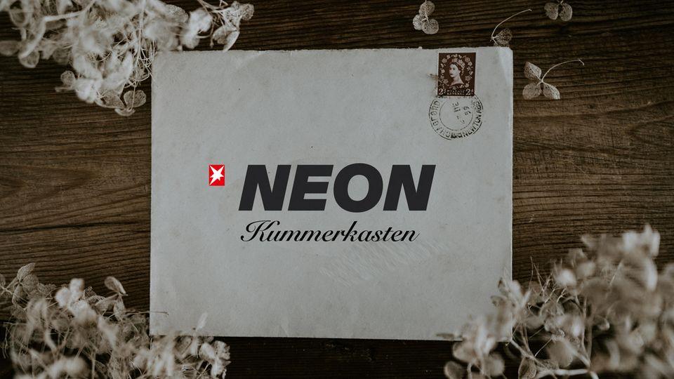 NEON-Kummerkasten