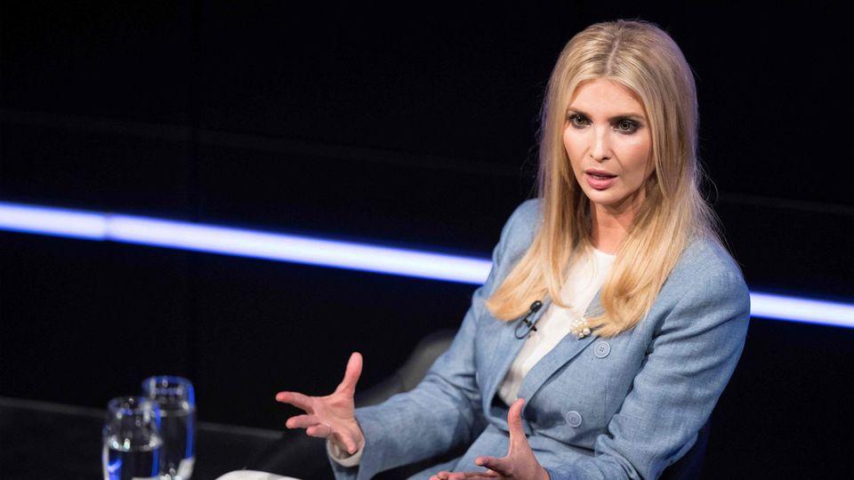 Ivanka Trump stellt sich gegen ihren Vater