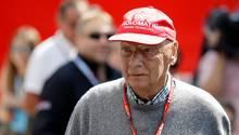 """""""Schwere Lungenerkrankung"""": Formel-1-Legende Niki Lauda hatte Lungentransplantation"""