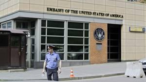 Jahrelang soll eine russische Spionin in der US-Botschaft in Moskau gearbeitet haben
