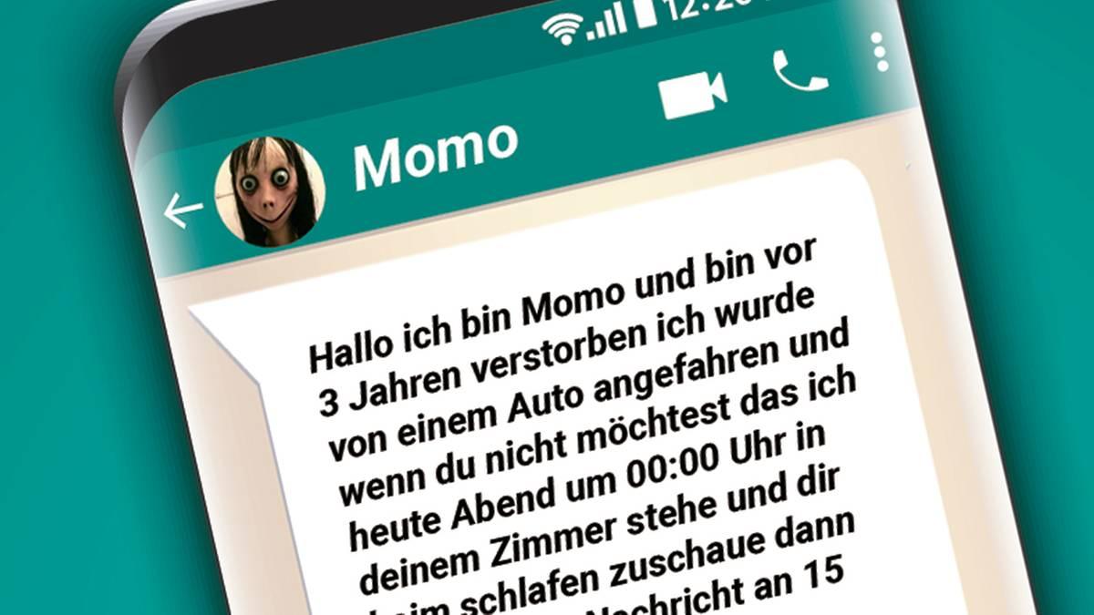 Momo Challenge Aufgaben