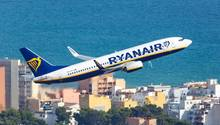 Streiks sind bei Ryanair schon fast Normalität. Die Fluggesellschaft zahlt wohl nicht so gut.