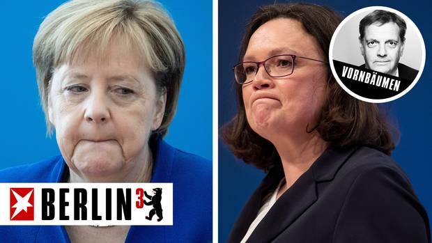 Die einstigen Volksparteien CDU und SPD verdienen kaum noch diese Bezeichnung