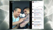 Down-Syndrom: Mann ließ sich seinen Bruder tätowieren – wie dieser reagiert, ist rührend