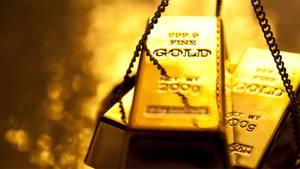 Gold ist derzeit bei Anlegern wenig gefragt