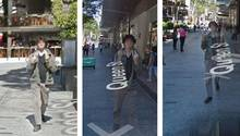 Google: Im Dutzend Mittelfinger – dieser Australier prankt Street View