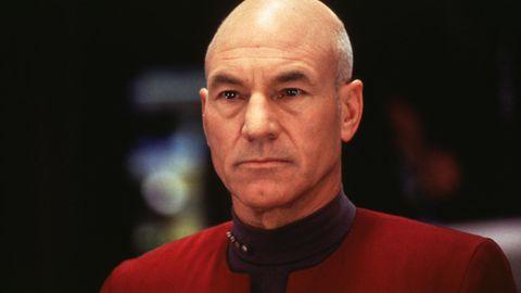 Star Trek: Patrick Stewart als Jean-Luc Picard