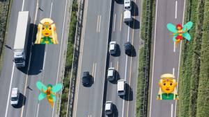 """""""Elfenbeauftragte"""" will Unfälle auf der A2 verhindern"""