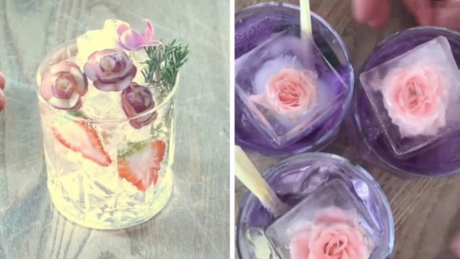 Rezepte mit Pfiff: Diese kreativen Cocktailideen werden Ihre Gäste umhauen