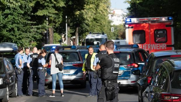 Nachrichten aus Deutschland: Polizeikräfte in Berlin