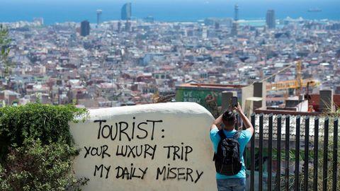 Overtourism in Europa: Diese Städte leiden am meisten unter dem Touristen-Ansturm