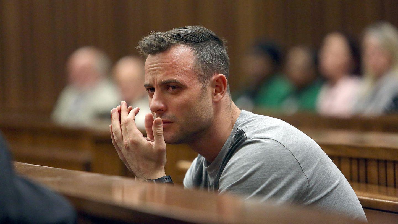 Oscar Pistorius im Gericht