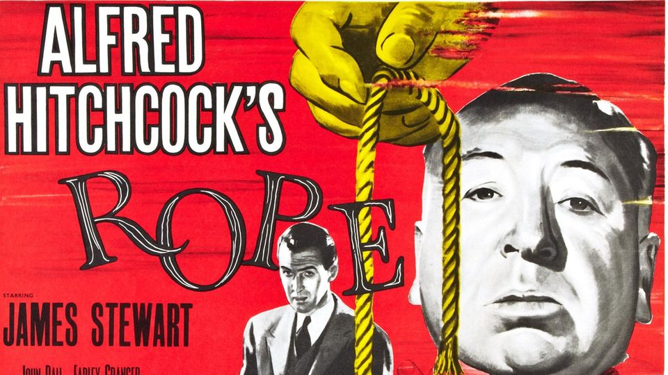 Alfred Hitchcock: Rope
