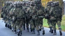 Rekruten Bundeswehr