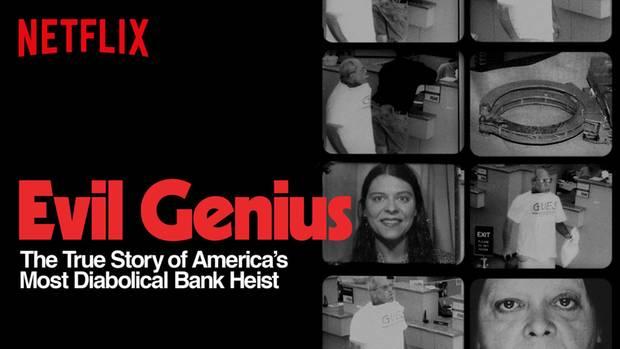 Evil Genius auf Netflix