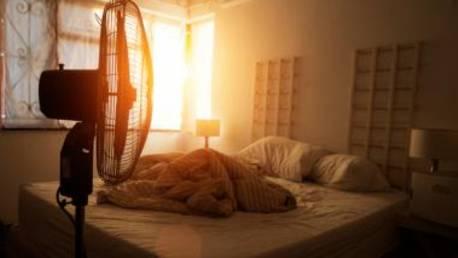 Gefährliche Brise?: Warum man Ventilatoren nachts besser ausschalten sollte