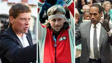 Jan Ullrich, Björn Borg, O.J. Simpson