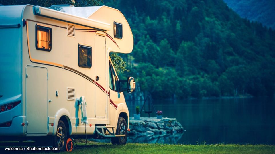 Wohnmobil-Umbau: Dieses Paar baute sich selbst den coolsten Camper