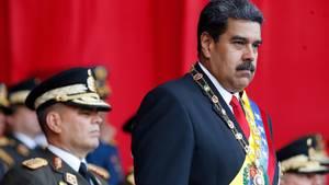Präsident von Venezuela, Nicolas Maduro