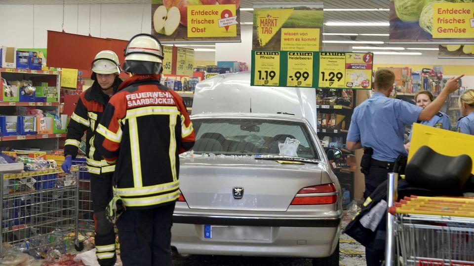 Nachrichten aus Deutschland: Unfall in Saarbrücken
