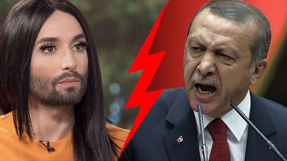 ESC-Boykott: Probleme mit Conchita Wurst: Türkei stellt Eurovision-Ultimatum