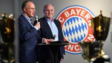 Kalle und Uli und ihr FC Bayern: mehr Deutschland, mehr bestia negra - weniger Guardiola und spanisches Tiki-Taka