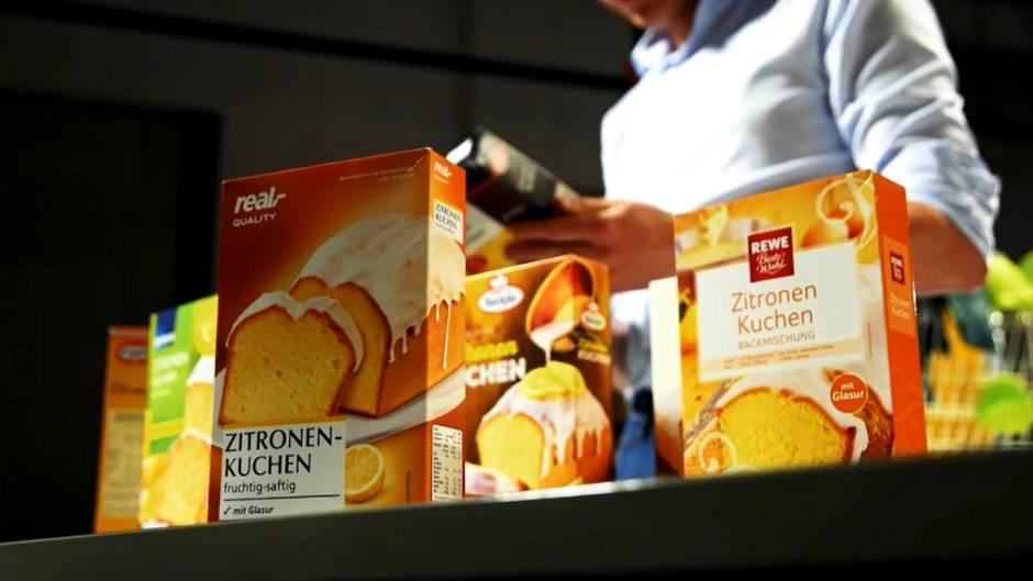 Produkte Im Test Welche Backmischung Fur Zitronenkuchen Ist Die