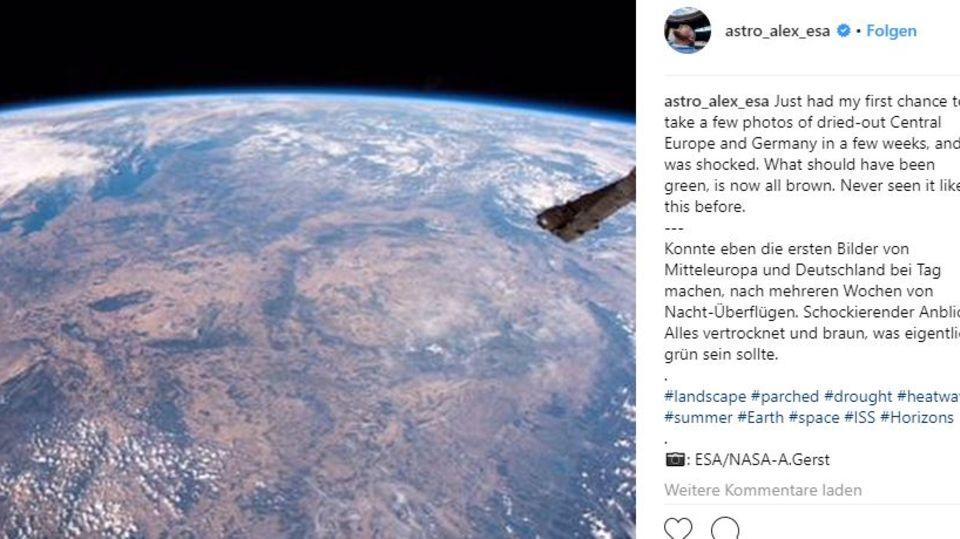 Astro Alex Klimawandel