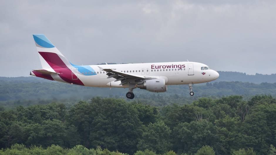 Statt mit Eurowings ging es nicht von Köln nach Mailand, sondern per Zug nach Frankfurt und von dort nach Rom.