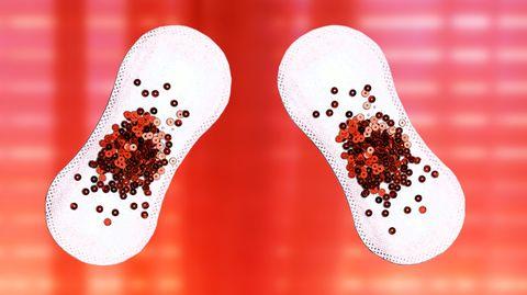 """""""Erdbeerwoche"""", """"rote Woche"""" oder einfach nur """"diese Zeit im Monat"""": Wie offen gehen wir eigentlich mit dem Thema Menstruation heute um?"""