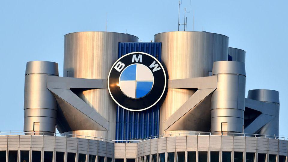 Die BMW-Konzernzentrale in München