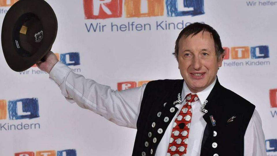 Bangt derzeit um seine Tiere: Schäfer Heinrich
