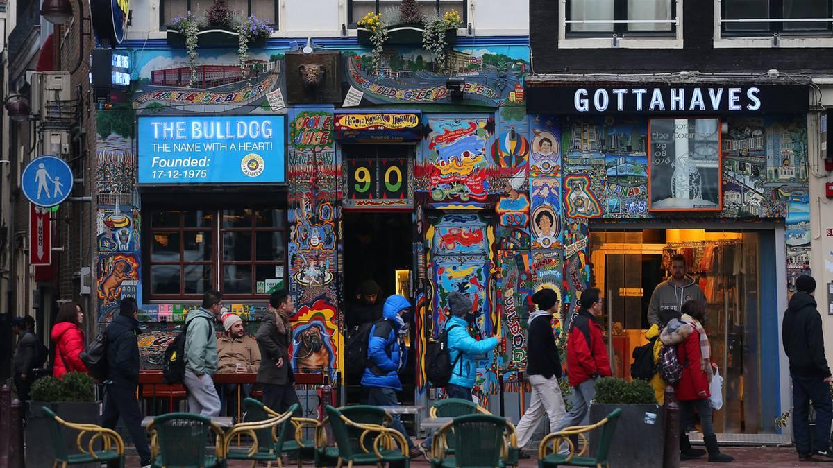 Amsterdam: Stadt geht mit Geldstrafen gegen Touristen vor