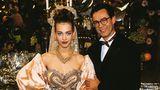 Im Jahr 1994 gaben sich Tina Zimmermann (Sandra Keller) und Matthias (Michael Rüdiger) das Ja-Wort
