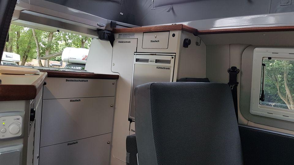 Miniatur-Reisemobil: Campingmobil aus Schwerin legt Wert auf Wohnkomfort.
