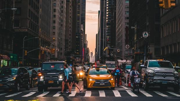 New York Uber