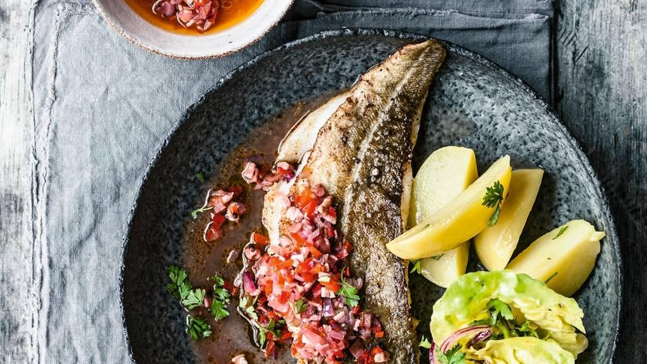 Fisch ist Ihnen zu langweilig? Nicht mit diesen sechs Saucen | STERN.de