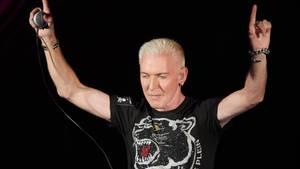 H.P. Baxxter bei einem Scooter-Konzert