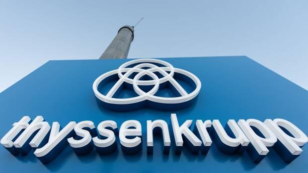 Traditionskonzern in Gefahr: Thyssen-Krupp leidet unter schwachen Geschäftszahlen und einem harten internen Machtkampf