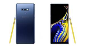 Samsung Galaxy Note 9 Official