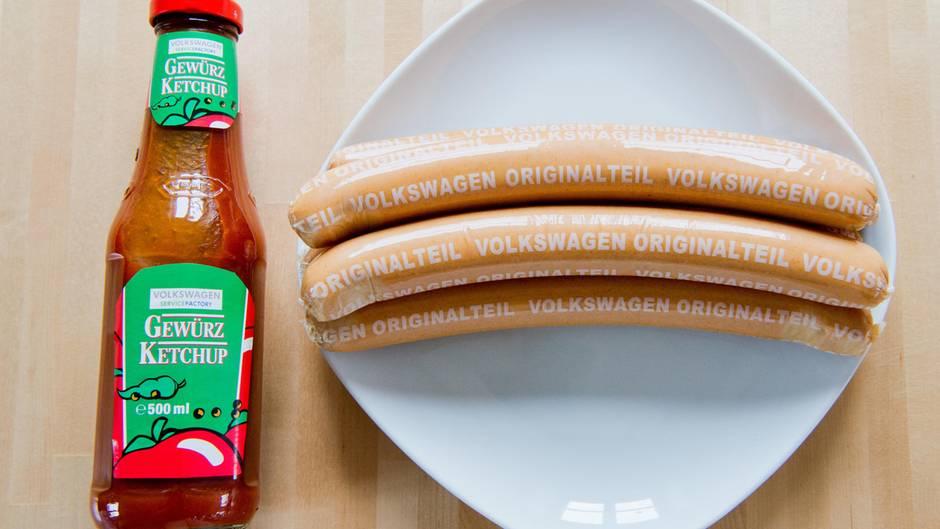 Neuer Ketchup bei VW