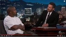 Kanye West Jimmy Kimmel