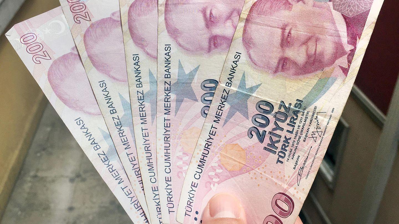 Türkei: Türkische Lira fällt auf Rekordtief