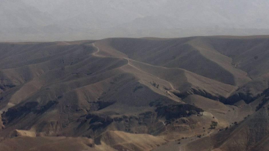 Die Heimatregion von Hasbunallah im Südwesten Kabuls. Wie sicher kann es für ihn in Afghanistan sein?