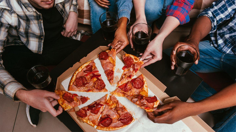 Pizzadienst